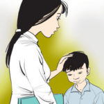 Kể lại một lần mắc khuyết điểm của bản thân hoặc một người bạn trong lớp làm thầy (cô) giáo buồn