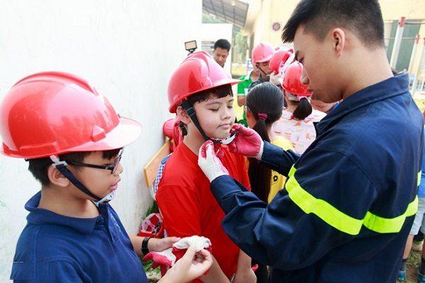 Lập chương trình hoạt động Tổ chức tuần hành tuyên truyền về Phòng cháy, chữa cháy