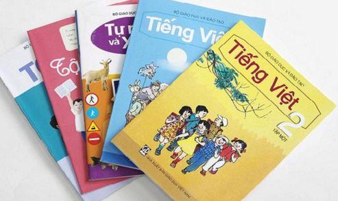 Tả quyển sách Tiếng Việt của em
